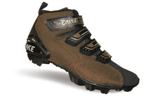 Lake MX 156 Canvas braun schwarz Mountainbikeschuh